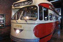 Visit Pittsburgh and Philadelphia