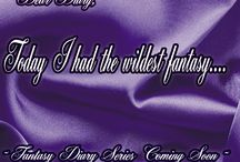 Fantasy Diary Series - Erotic Paranormal Romance Series / Coming Soon
