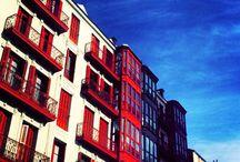 Arquitectura / #Fachadas #Casas #Arquitectura #colores