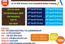 Attend FREE ONLINE DEMO from Acutesoft with Real Time Experts