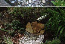 Land and garden design, art, ideas