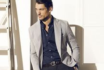 Men's Fashion / Business casual, suits, summer and winter casual, shoes watches and men's accessories.