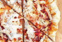 Pizza & Pizza Sauces