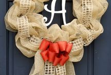 Our Little Home - Wreaths