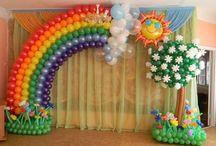 decor- balões
