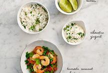 Recipes - under the sea