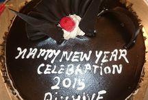 Happy New Year 2015 / PixHive Happy New Year 2015 Celebration at Hotel APNA AVENUE