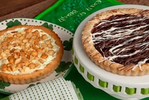 St. Patrick's Day Cookie Pies
