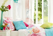 Cute rooms and color combinations / by Shimere Simpson