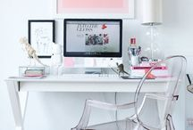 Home Office / by Whitney Dorman