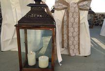 Alessandra & Ricardo / Allesandra & Ricardo chose Vintage Style Decoration and a idyllic Venue for a Memorable Santorini do  www.lovwed.com