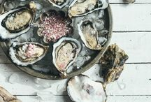 Oysters and raw stuff