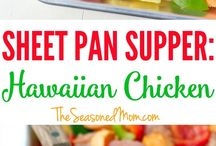 Sheet Pan Dinners