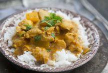 Curry / by Glenda Satterfield