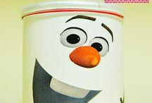 IDEIAS FESTA VERÃO DO OLAF