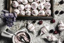 Backen: weisse Weihnachten | Baking: White Chistmas