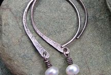 earrings / kolczyki