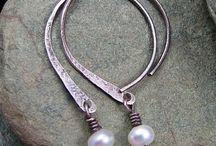 earrings / kolczyki