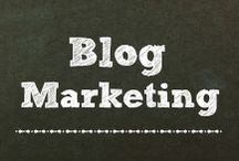 Blog Marketing / I don't make $10,000 a month blogging. But, I do make money every month (even when I'm a bad blogger and stop posting). Blogging for groceries, baby! Let's make you some cha-ching in 2014. #MoneyBlogging #BloggingTips #Momcaster / by Sher Bailey