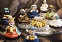 ~Cupcakes + Cakes~ / by Melissa Scott