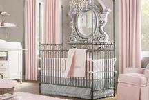 Nursery & Children's Room Inspiration / by Voula Katsiouras