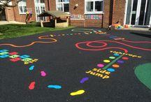 Peaceful Playground