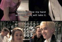 Dramione / When the Slytherin Prince met the Gryffindor Princess