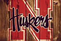 Nebraska Huskers / by Beverly Kay
