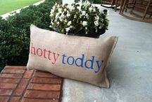 Hotty Toddy / by Dara Dodson-Cook