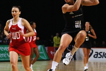 Netball Inspiration / Encouragement and something to aim for