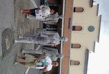 Nove Anni - Assisi 21 luglio 2014 Anniversario Scomparsa / Assisi luoghi ed eremi adiacenti al sentiero francescano della pace, partendo dal Santuario francescano della Verna