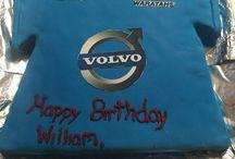 My cake creations / Birthday cakes