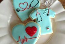 Custom Cookies / Custom shaped cookie cutters, custom decorated cookies