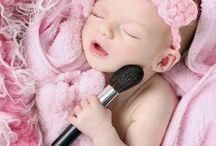 фотосессия новорожденной