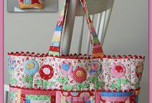 patchworkové tašky