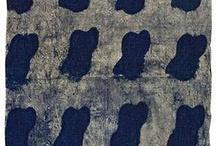 Art + abs org + viallat + polke