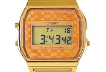 Casio watch vintage