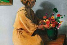 Felix Vallotton / Paintings and grapchics