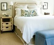 bedrooms / by Alicia Irby