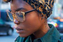 headscarfs / by Nadine Bakker