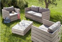 IDEAS_Pallet furniture ideas