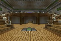 minecraft inspiration / Ideas to try out in minecraft or inspiration