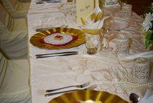 Tables..tables - Thaba Tshwene Game Lodge