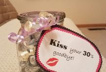 40 year birthday party ideas