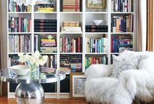 A Well Styled Bookcase... / by Karen Dismore Sprunger