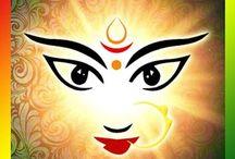 Goddess Durga Kali