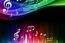fajne muzyczne obrazki i tla