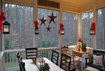 Back Porch Ideas / by Kimberly Hicks