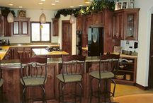 Kitchen Cabinets / Whether you are looking to simply remodel your kitchen by adding new kitchen cabinets, or you are looking to create the ultimate chef's kitchen in your new home, Tri-Star can make your dreams a reality.  / by Tri Star Cabinets