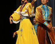 KALMYK INSPIRATION / How Kalmyks/Oyrats used to wear national dress